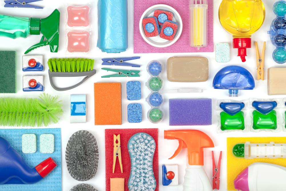 productos de limpieza