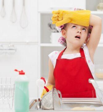 Bambini alla riscossa: anche loro possono aiutare in casa!