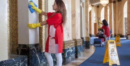 empresa de servicios de limpieza
